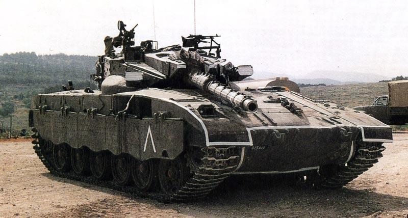 меркава танк фото
